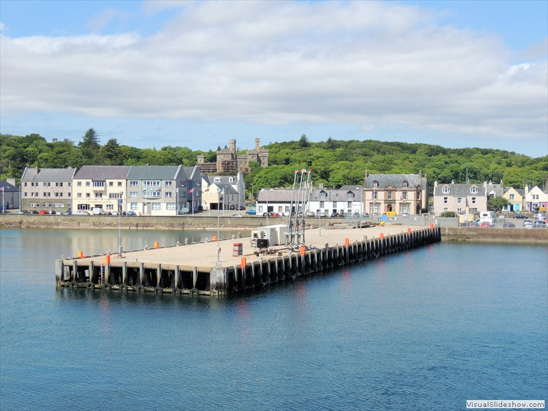 Stornoway Harbour Orkney