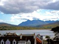The Cuillins from Portree  079