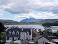 The Cuillins from Portree  081
