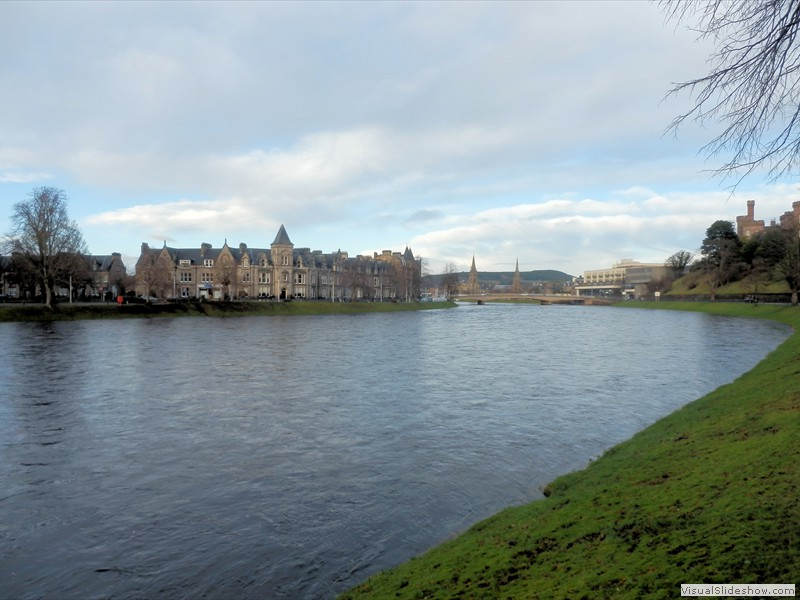 Inverness Christmas 2012