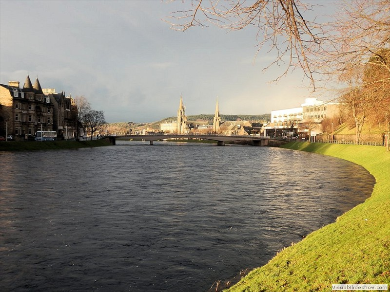 Inverness Christmas Day 2012